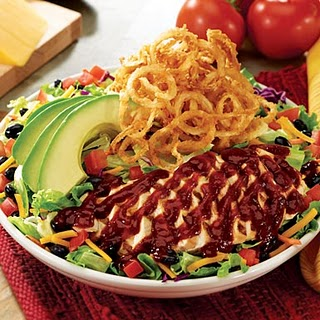 Best healthy options at red robin