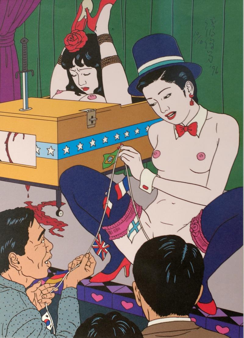 TOSHIO SAEKI » 111 Minna Gallery