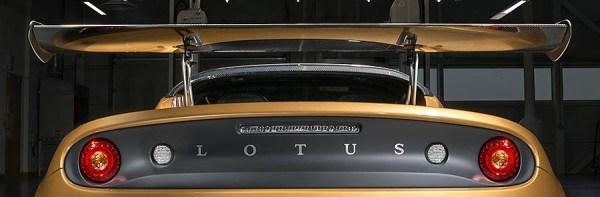 Ailerons Lotus