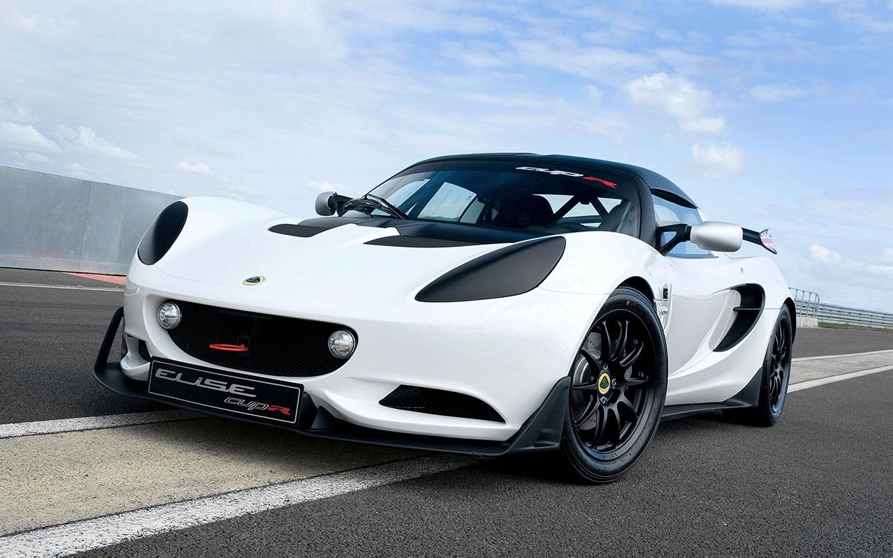 Lotus Elise S3 S Cup R