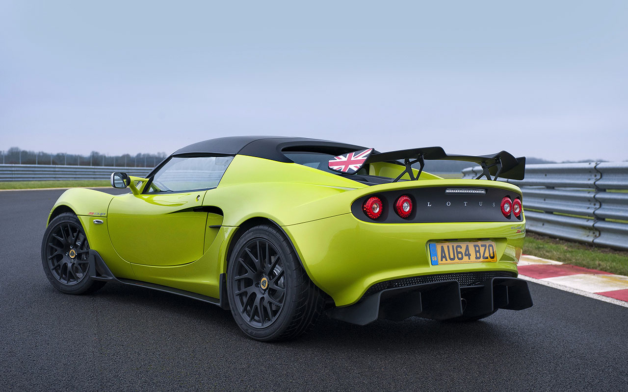 Lotus Elise S3 S Cup
