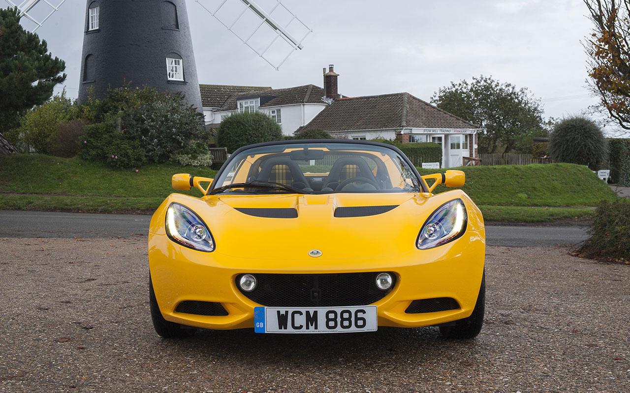 Lotus Elise S3 Sport