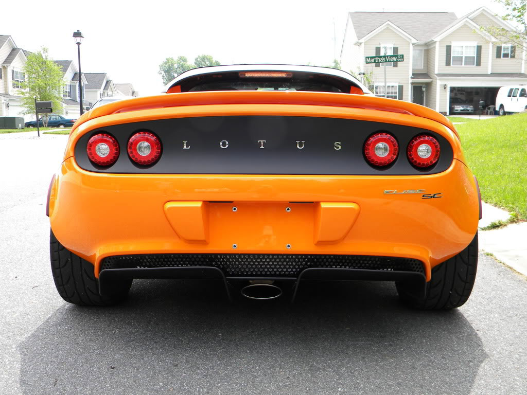 Lotus Elise S3 Final Edition
