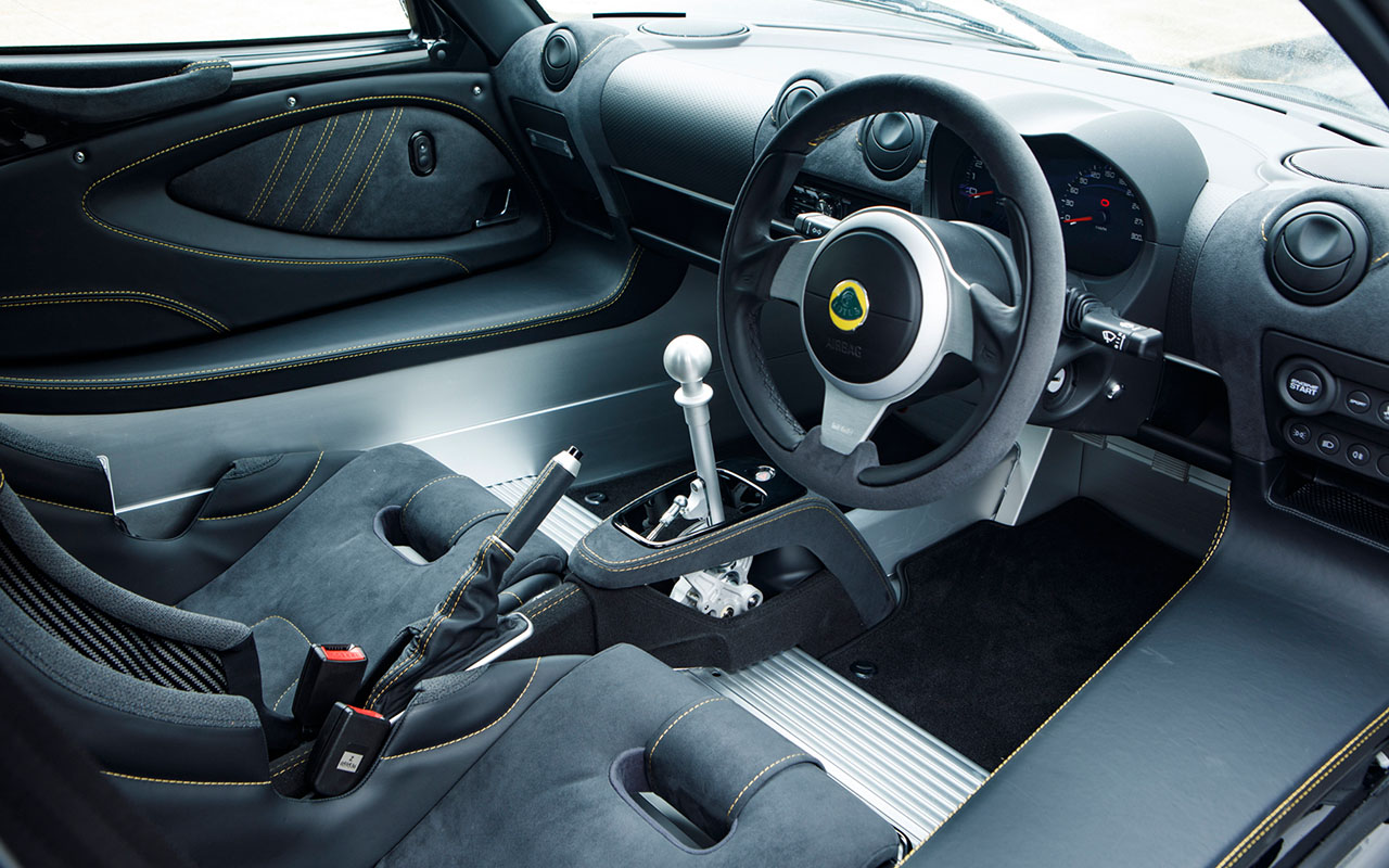 Lotus Elise S3 Cup 250 GP Edition