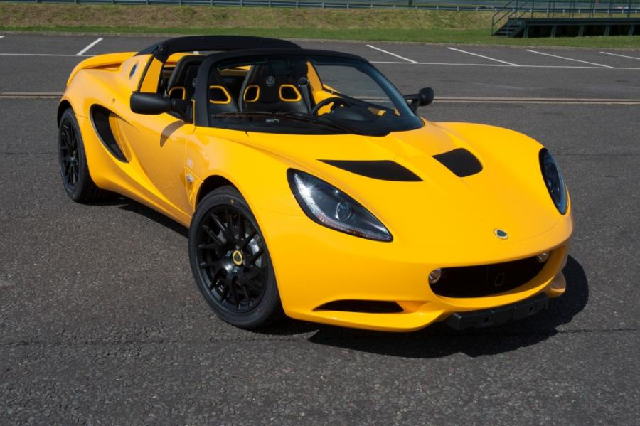 Lotus Elise S3 20th Anniversary Special Edition
