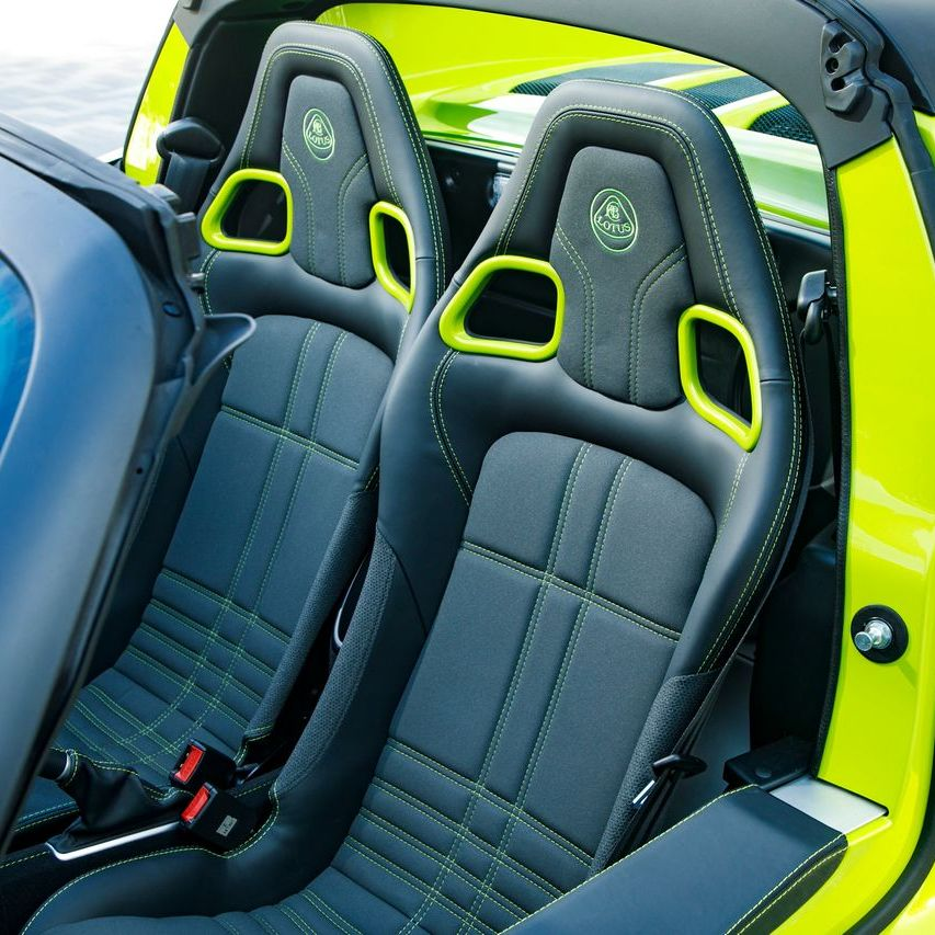 Lotus Elise S3 Sport 220 Special Color Edition