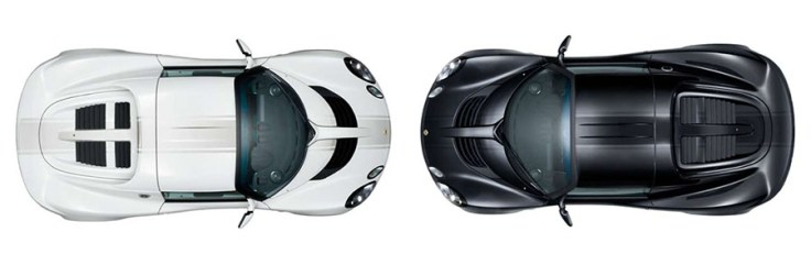 Lotus Elise S2 Black & White Edition
