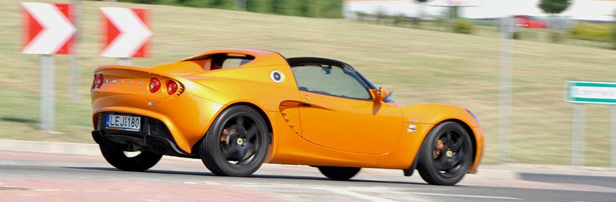 Lotus Elise S2 S Hethel 40th Anniversary