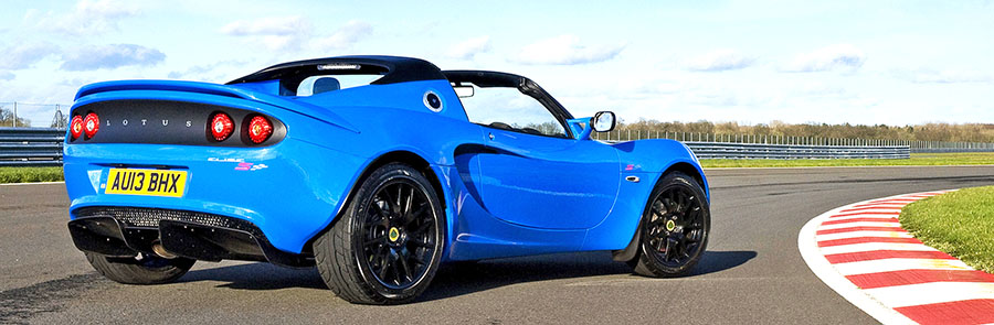 Lotus Elise S3 S Club Racer