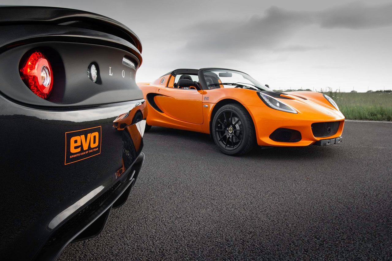 Lotus Elise S3 Sport 220 Evo Edition