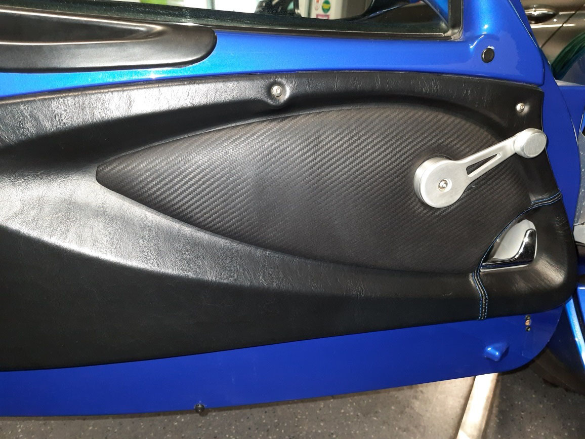 Lotus Elise S2 GL53 Gordon Lamb Special Edition