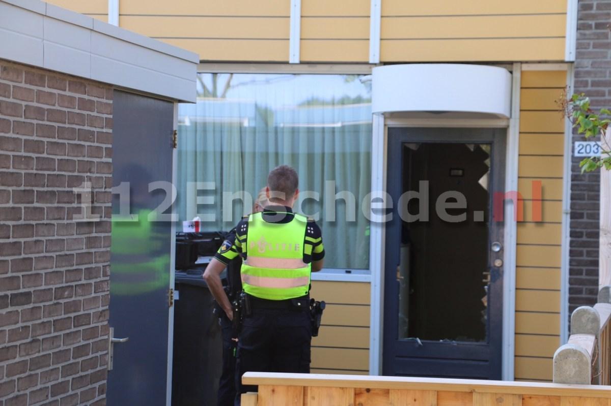 UPDATE: Politie zoekt getuigen schietincident Enschede; hennepkwekerij aangetroffen