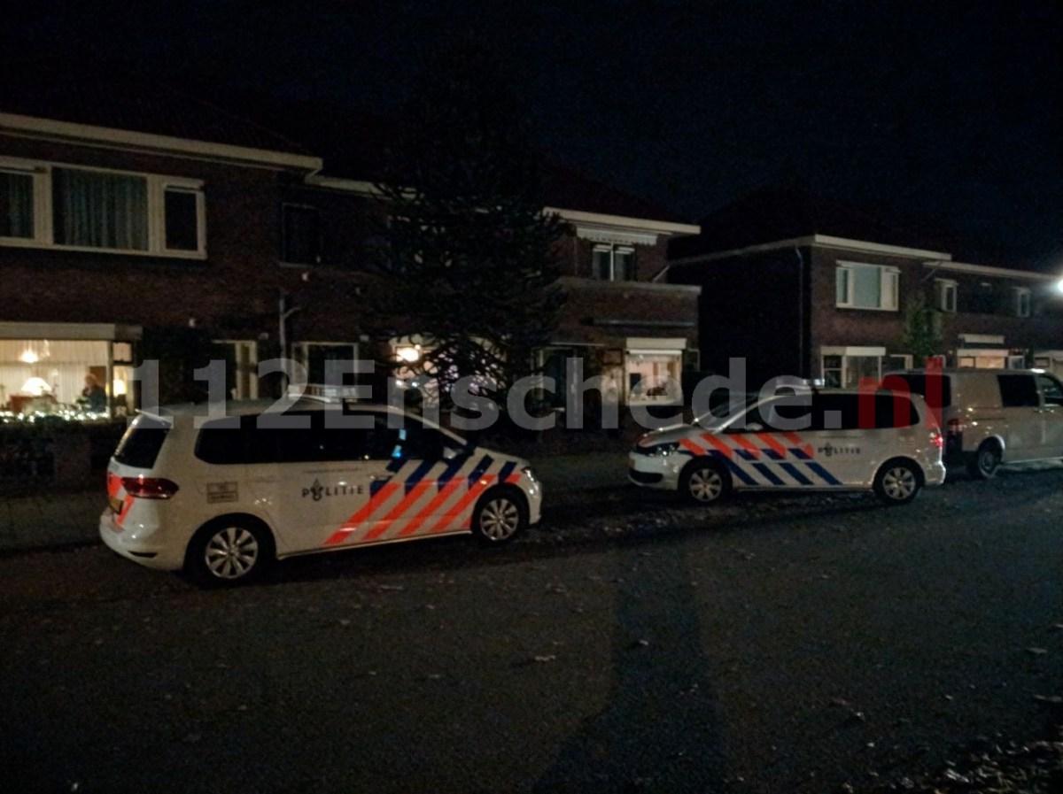 UPDATE: Poging tot woningoverval in Gronausestraat