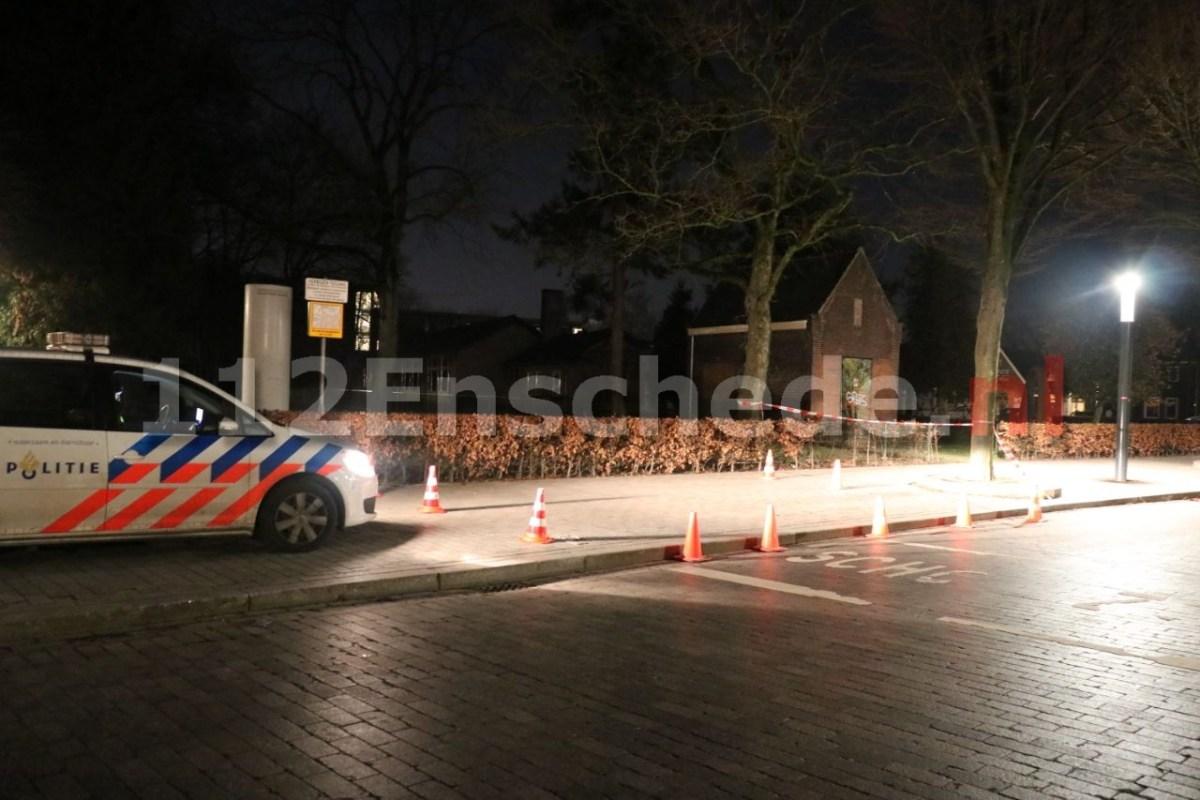 UPDATE: Aanhouding na steekpartij in Enschede