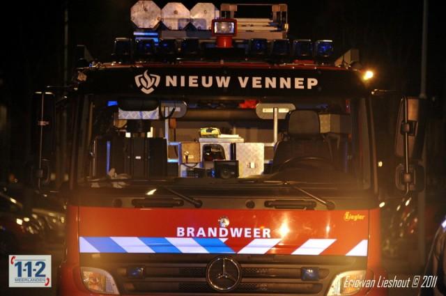 Brandweer - TAS 347 Nieuw Vennep