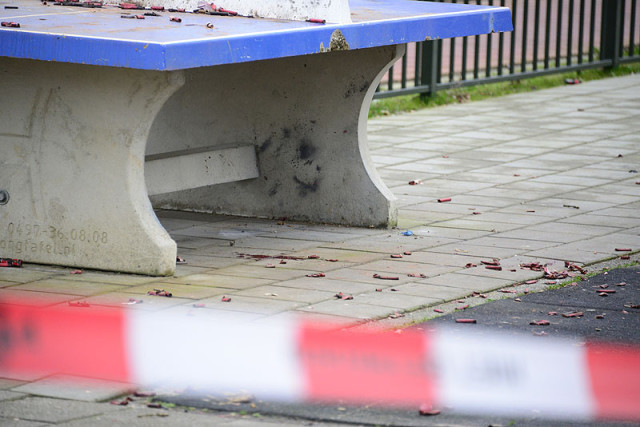 Hoofddorp: Vingers kwijt door vuurwerk