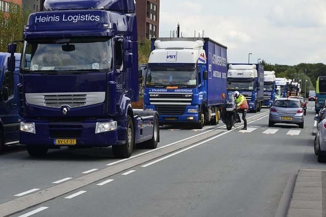 Haarlemmermeer: Truckrun voor bewoners Cruquiushoeve