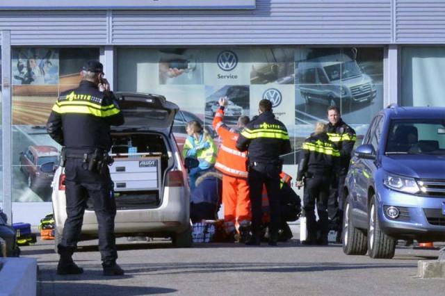 Badhoevedorp: Politieagente schiet verwarde man neer