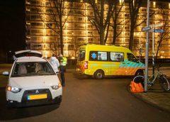 Haarlem – Maaltijdbezorger aangereden op Italiëlaan