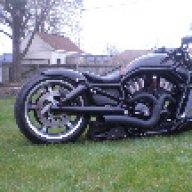 best black exhaust wrap harley