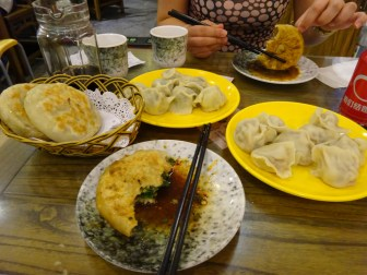 The fullest dumplings in Beijing Xian'r Lao Man