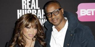 Tisha Campbell-Martin and Duane Martin together at BET awards ceremony Tisha Campbell-Martin Plans to Divorce Duane Martin