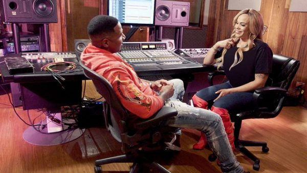 Record producer and singer make A Minute together - No Way Stevie J and Faith Evans Got Married