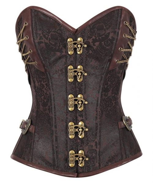 4 Steps To Look Even Sexier While Wearing A Corset Top