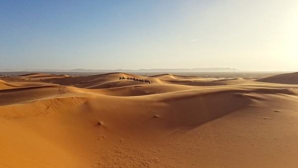 4 Off Beat Summer Vacation Ideas for Families desert landscape scenery morocco 800
