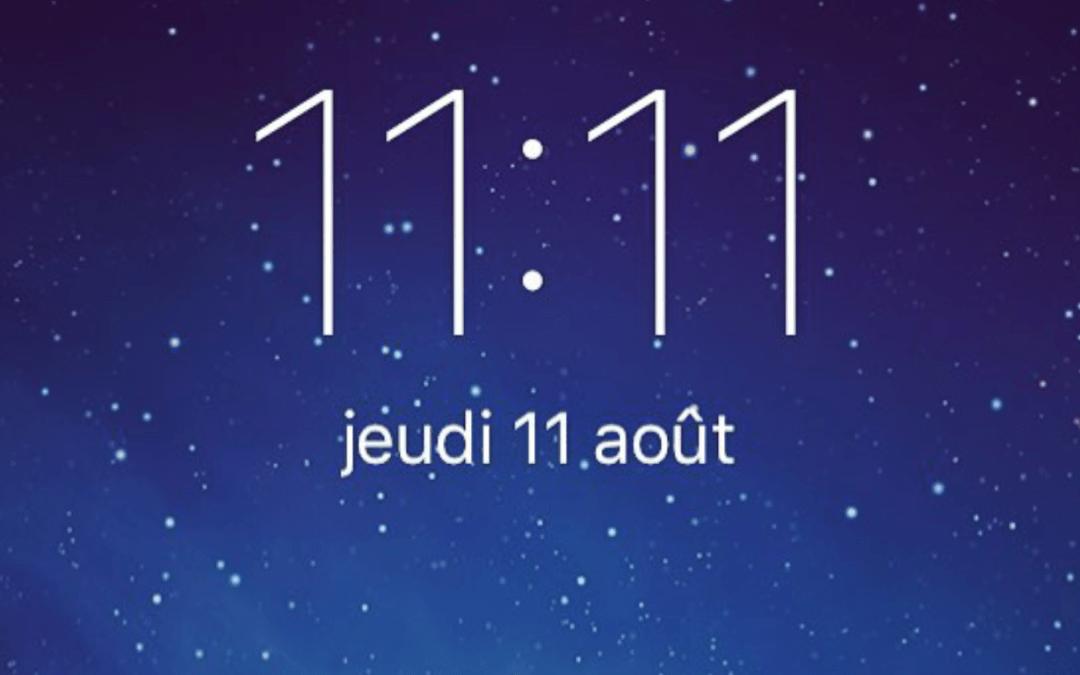 11h11 – Quelle est la signification ?