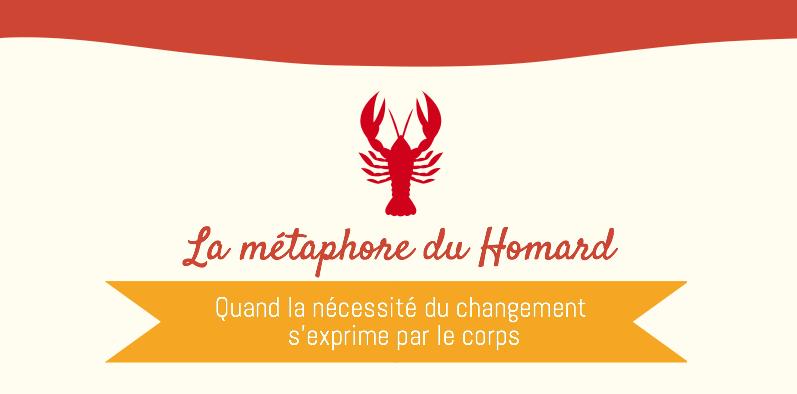 Changement - La métaphore du homard