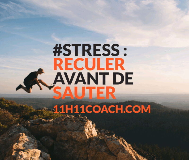 Etat de #Stress : Prendre conscience de son comportement