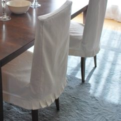 Burlap Dining Chair Covers Wingback Recliner Sometimes It Works And Then 11 Magnolia Lane Ballard Designs Couture Slipcovers