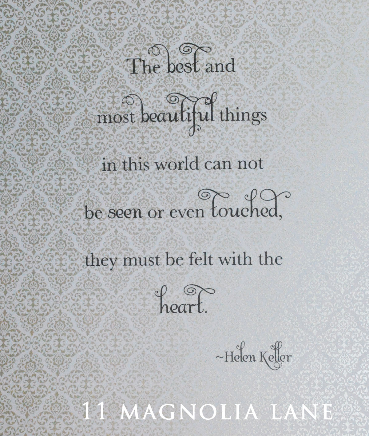 Helen Keller Quote Printable The Best And Most