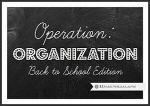 Operation Organization BTS