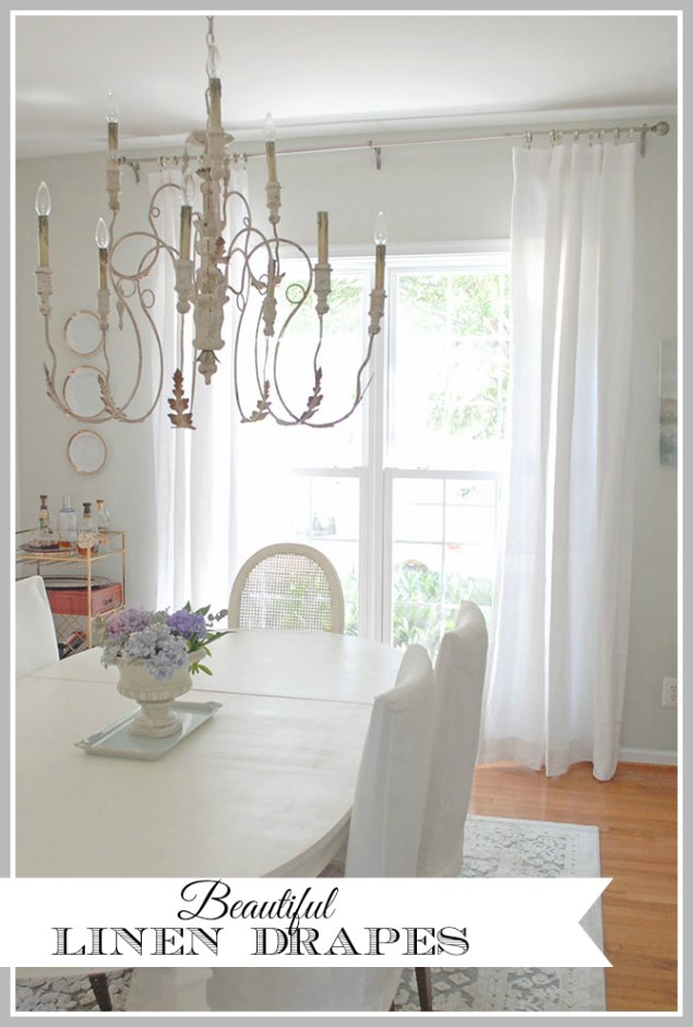 pictures curtains living room metal furniture dining updates including new linen draperies 11 magnolia lane beautiful drapes in the and affordable source for custom