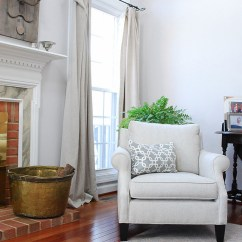Pottery Barn Living Room Sofas Light Gray Decor Chesterfield Sofa Review And Lower Cost Alternatives With Their Design The Faces Fireplace So A Love Seat Wouldn T Work Well