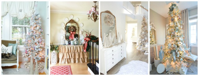 Holiday Home Tour Day 1 | 11 Magnolia Lane