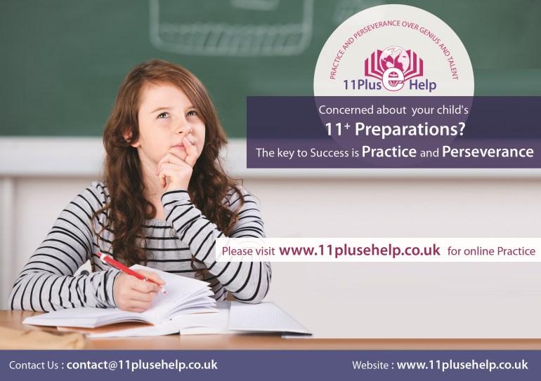 11+ Exams Tips