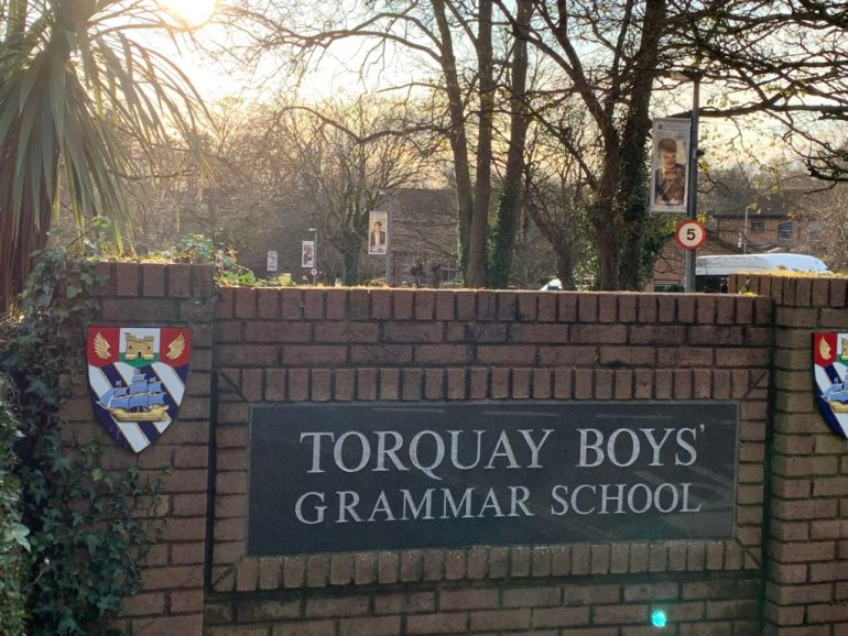 Torquay-Boys-school