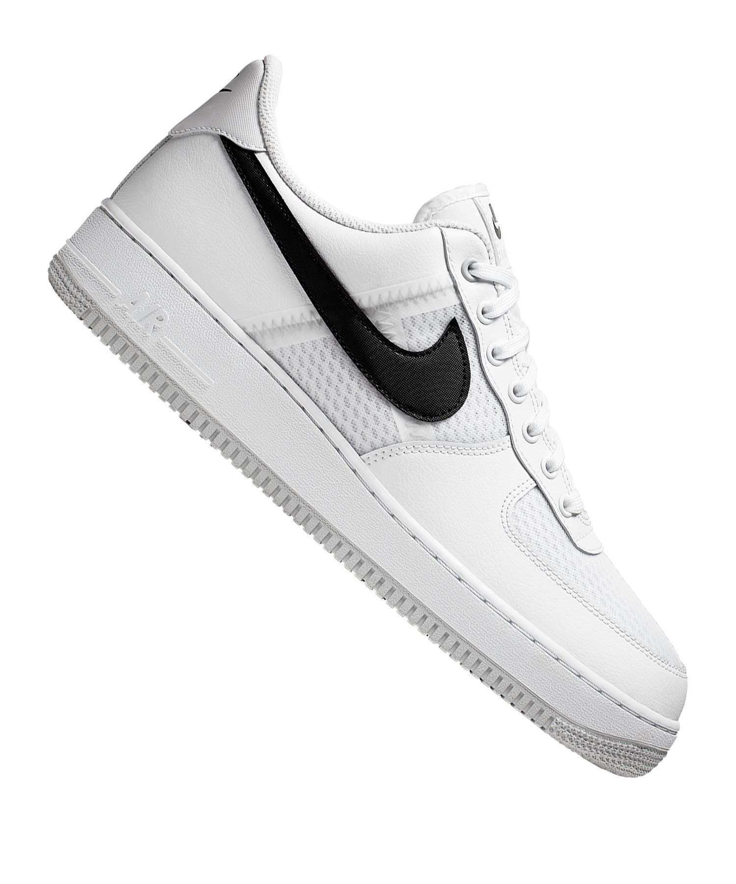 Nike Air Force 1 07 Lv8 1 Sneaker Weiss Schwarz F100