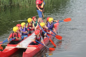 Cubs Bellboating 2014
