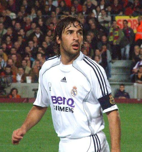 Raul Gonzalez 10 March 2007