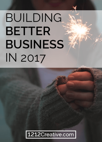 Better Business in 2017, New Year's Resolutions for Growth