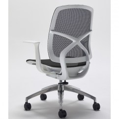 Office Chair Pedestal Covers Wedding Kent Desk And Mesh Bundle Etcbund16rbe
