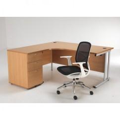 Office Chair Pedestal Bouncer Baby Age Desk And Mesh Bundle Etcbund16lbe
