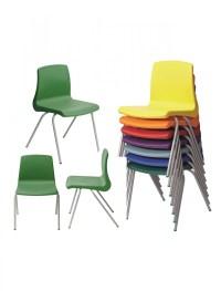 Metalliform NP5 Stacking Classroom Chair | 121 Office ...