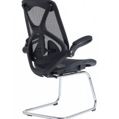 Executive Office Chairs Specifications Couture Chair Covers And Events Dams Napier Mesh Visitors Nap100c1 121