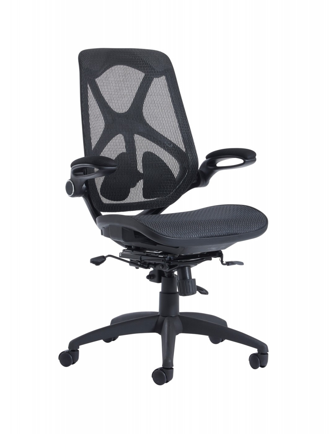 office chair you sit backwards kitchen table and chairs with wheels dams napier high back mesh nap300t1 121