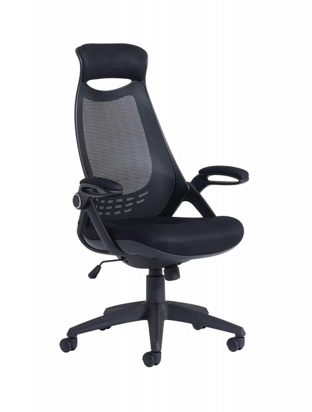 Dams Tuscan High Back Mesh Chair TUS300T1  121 Office